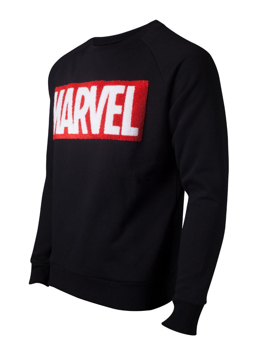Official Marvel Logo Jumper / Sweater