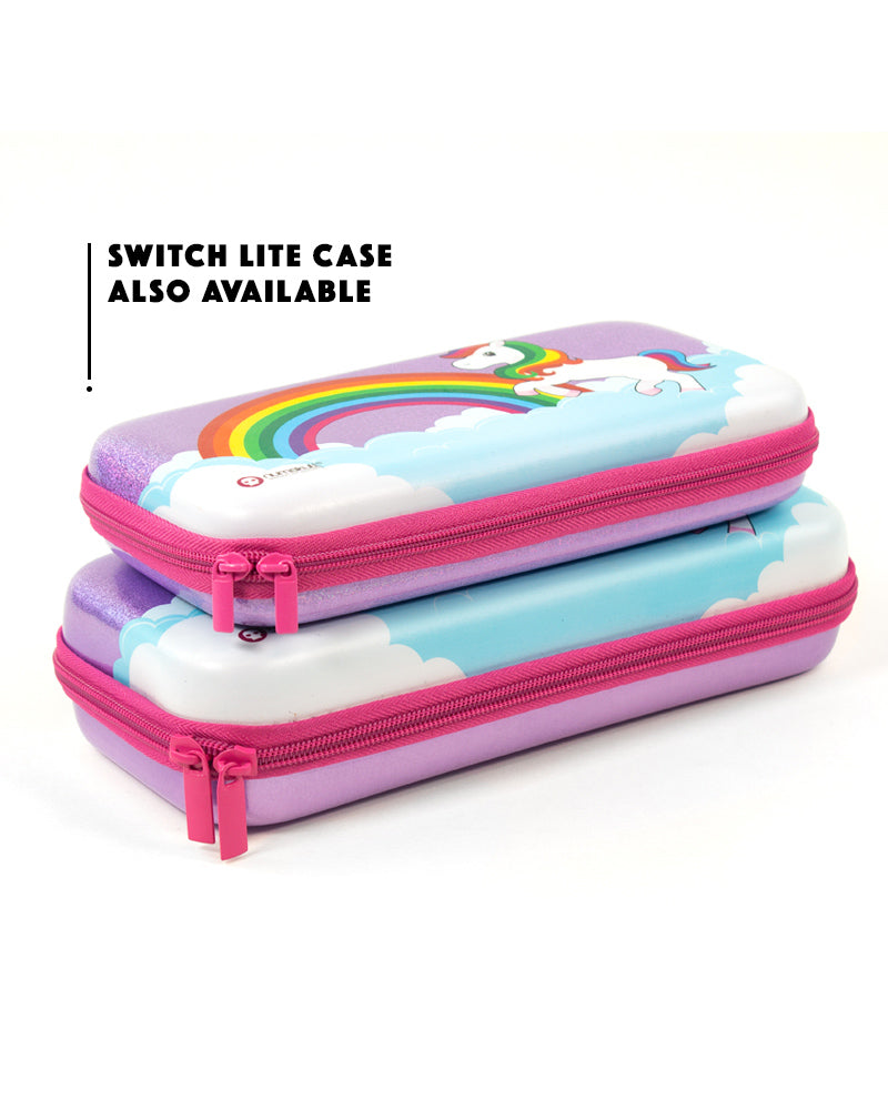 Numskull Nintendo Switch Unicorn Carry Case (2020 Design)