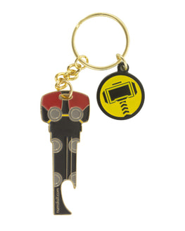 Official Marvel Thor Key Bottle Opener Keyring