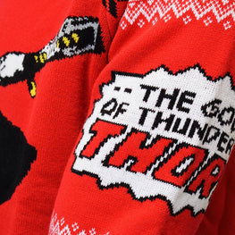 Official Thor Christmas Jumper / Ugly Sweater