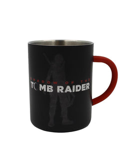 Official Shadow of the Tomb Raider Steel Mug
