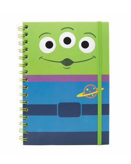 Official Disney Toy Story Alien A5 Notebook
