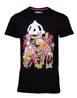 Official Rage 2 The Squad T-Shirt
