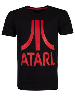 Official Atari Red Logo Men's T-shirt