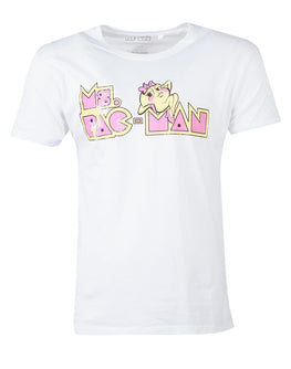 Official Ms. Pac-Man Logo T-shirt