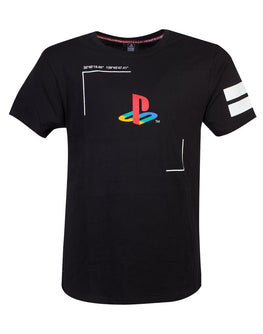 Official Playstation Tech19 Men's T-shirt