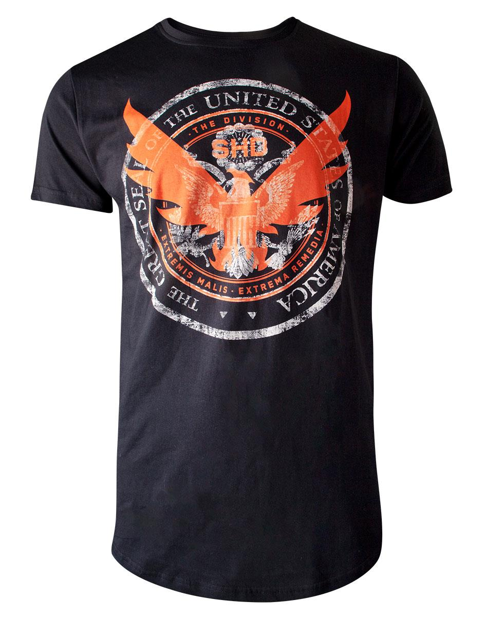 Official Tom Clancy's The Division 2 SHD Emblem T-Shirt