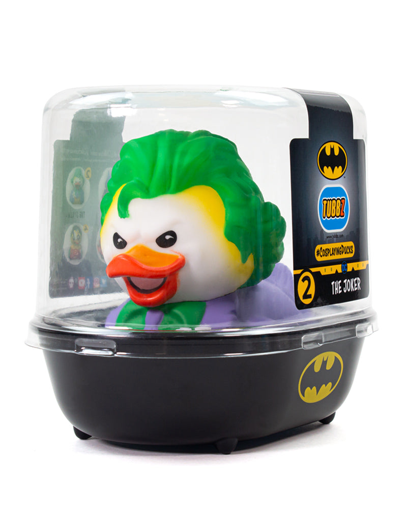 DC Comics Joker TUBBZ Collectible Duck
