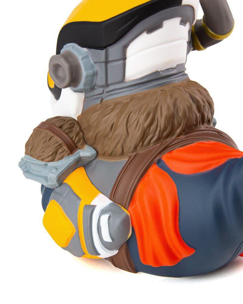 Destiny Lord Shaxx TUBBZ Collectible Duck