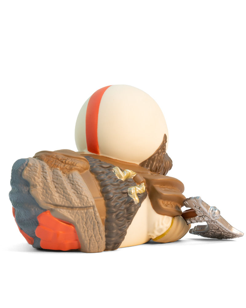 God of War Kratos TUBBZ Collectible Duck
