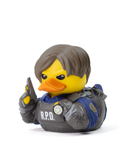 Resident Evil Leon S Kennedy TUBBZ Collectible Duck