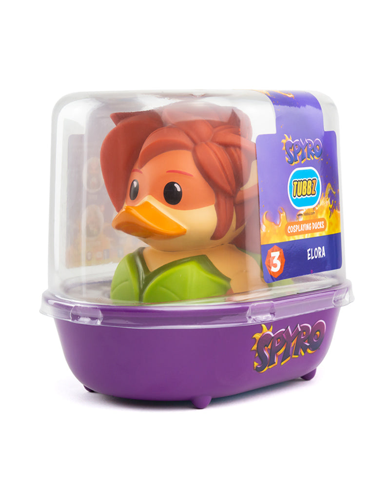 Spyro the Dragon Elora TUBBZ Collectible Duck