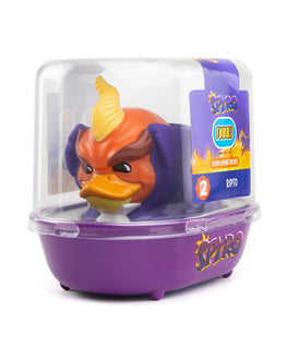 Spyro the Dragon Ripto TUBBZ Collectible Duck