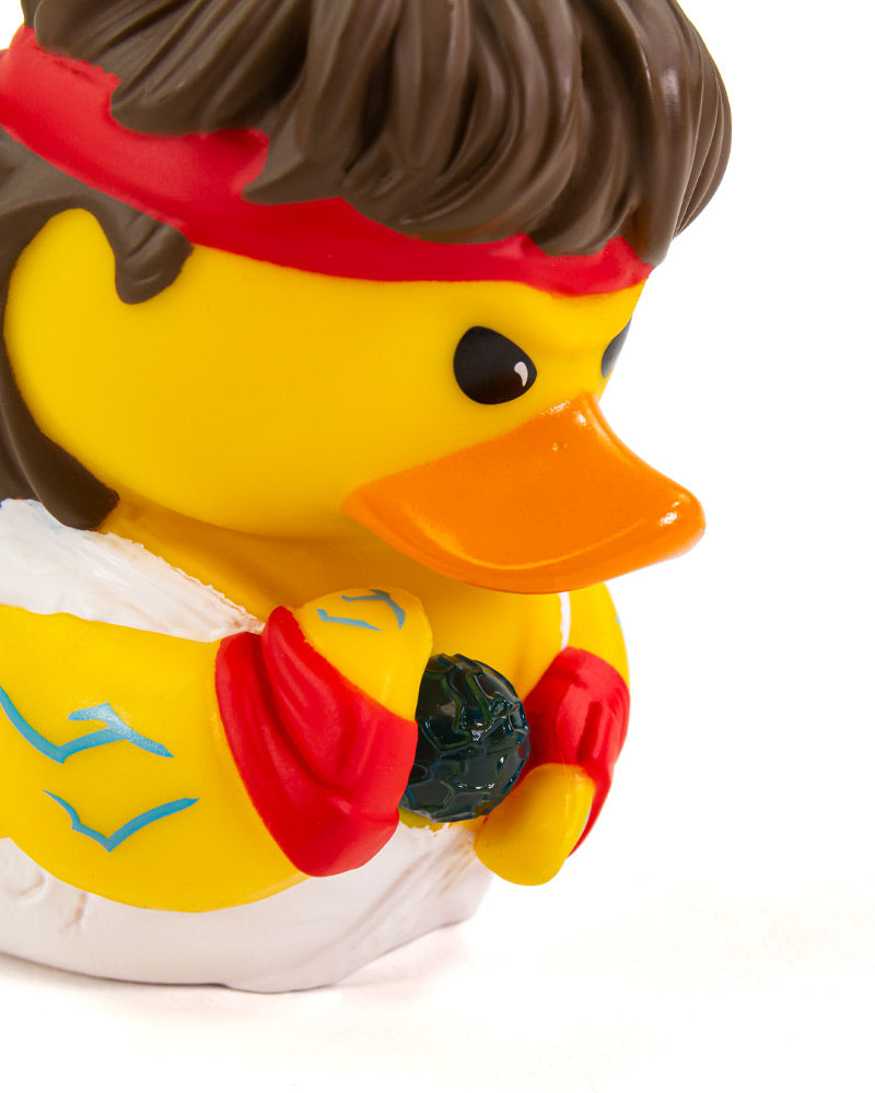 Street Fighter Ryu TUBBZ Collectible Duck