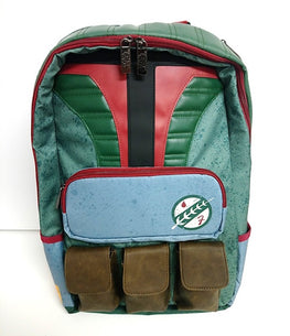 Official Star Wars Boba Fett Backpack