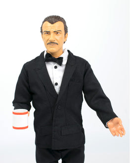 Official Pulp Fiction Winston Wolf Talking Figure / Figurine