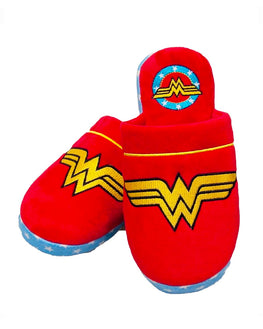 Official DC Comics Wonder Woman Retro Slippers