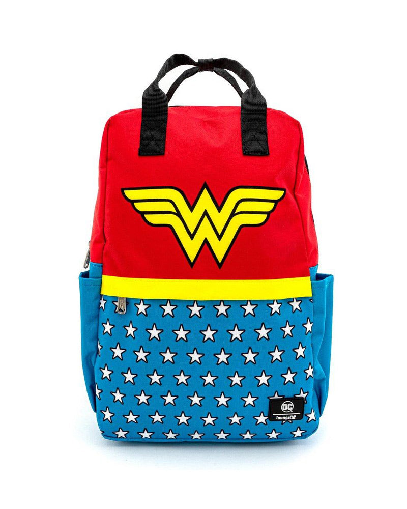 Loungefly DC Comics Wonder Woman Vintage Backpack