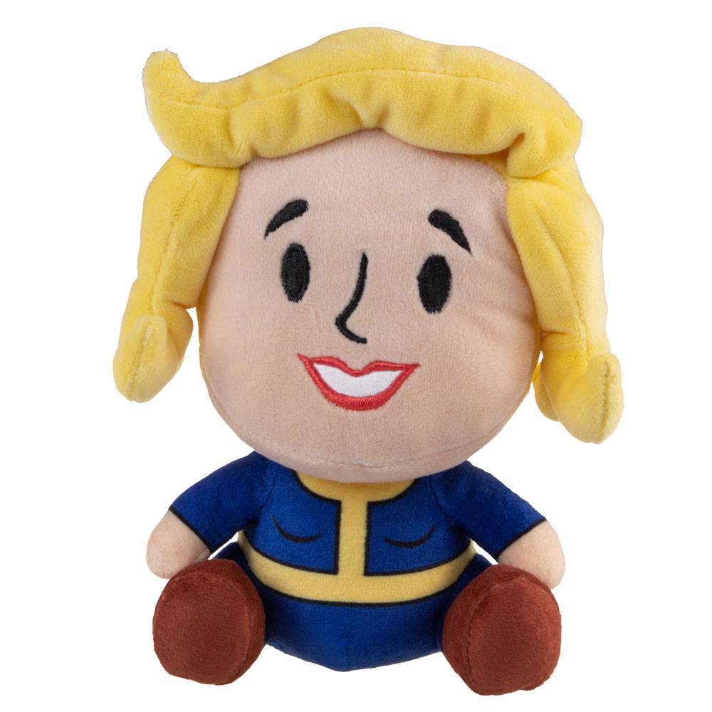 Official Fallout The Vault Girl Plush / Plushie - 20 cm