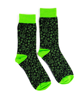Official Xbox One Pattern Socks