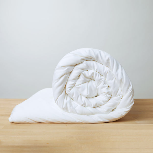 Luxe Mulberry Silk All-Season Duvet
