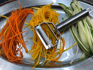 Best Ever Spiralizer / Peeler 3 Pack