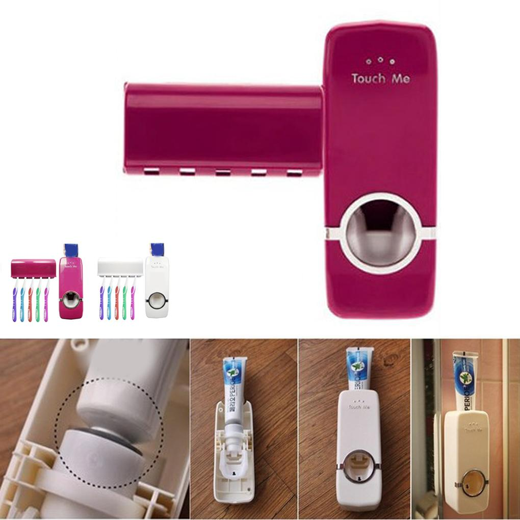 Automatic Toothpaste Dispenser Bundle