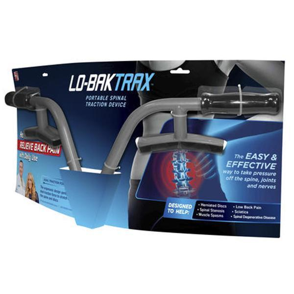 Lo-Bak TRAX Portable Spinal Traction