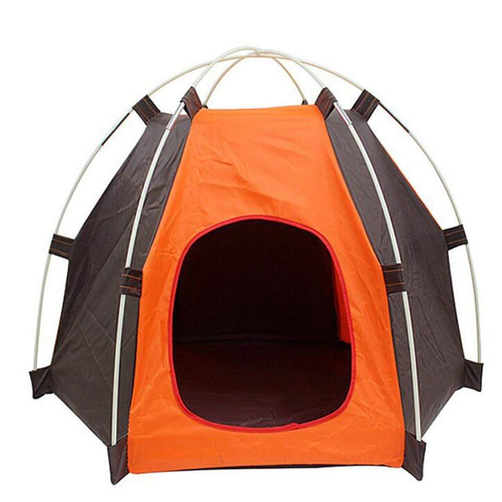 Portable Waterproof Pet House Tent,Indoor and Outdoor Dog Cat House