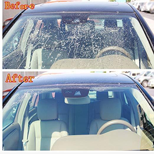 HOT!!  Car Window Cleaning Windshield Glass Wash Concentrated Effervescent Tablets