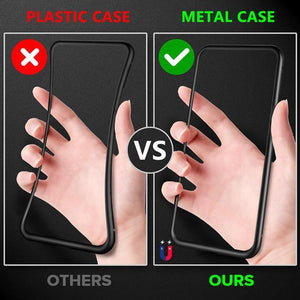( Break 10,000 Orders Promotion!!! 60% OFF )Anti-peep Magnetic Phone Case ( Double Side ) - Buy 2 Free Shipping
