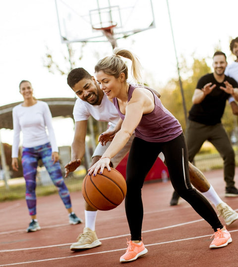 How sports help mental health