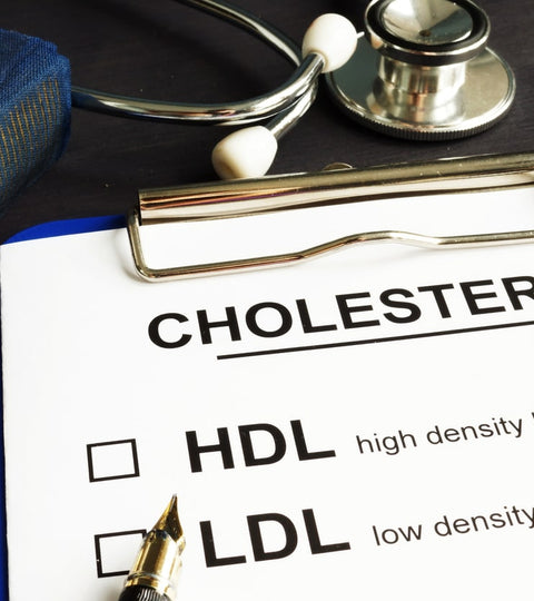 cholesterol per day for weight loss
