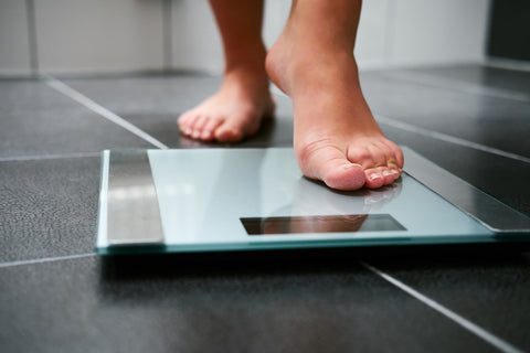 how much can your weight fluctuate in a day