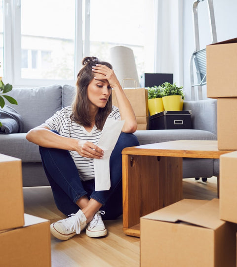 moving house stress