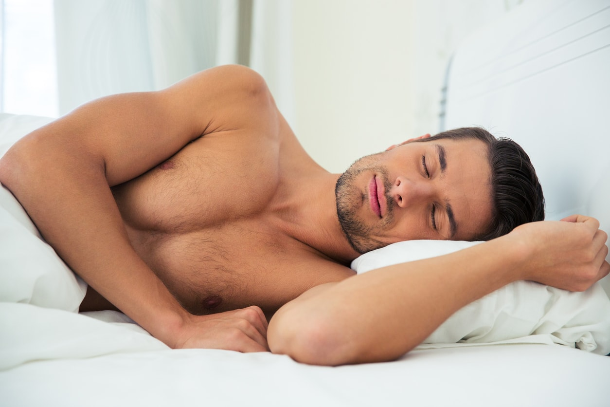 health benefits of sleeping nude