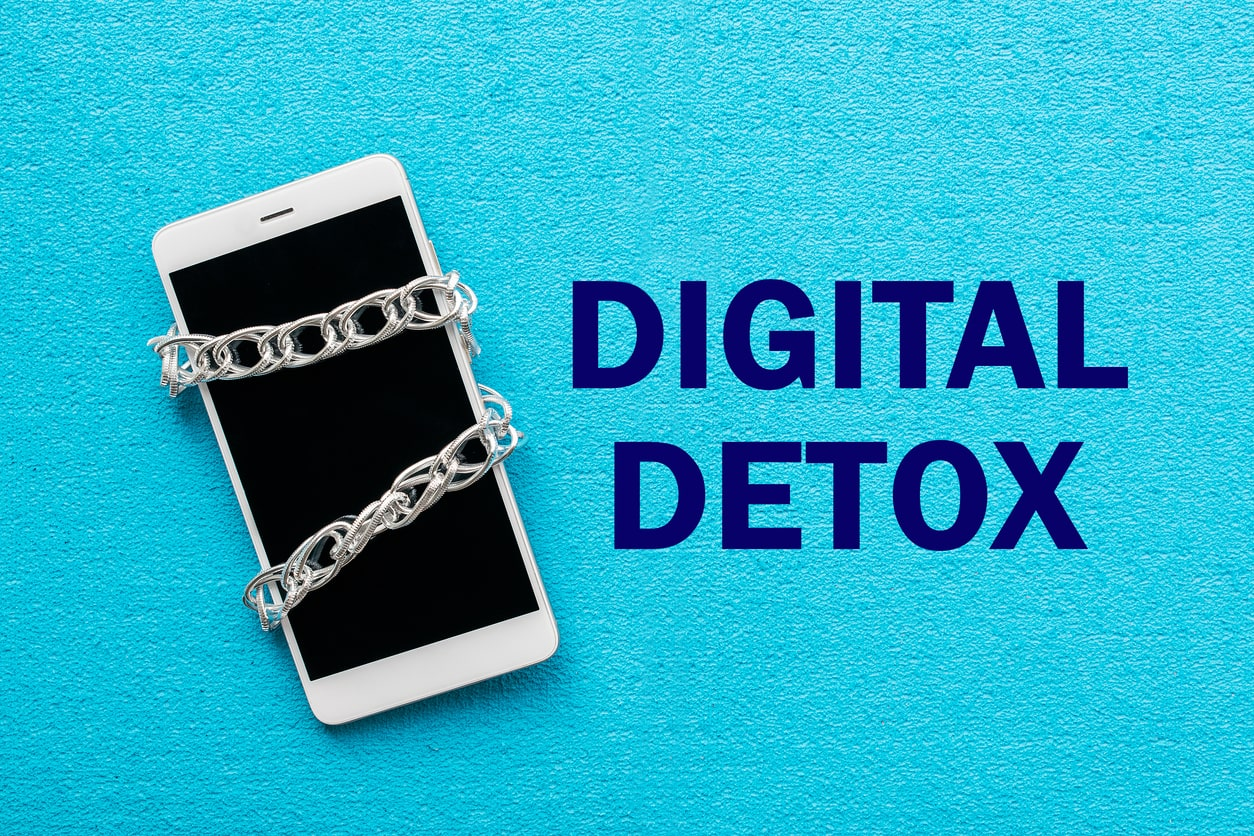 how to digital detox