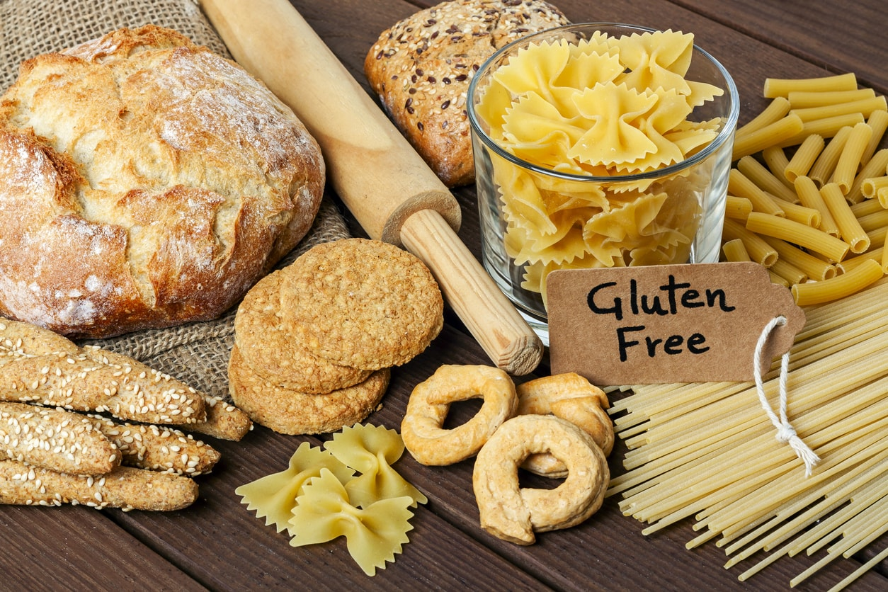 how to lose weight with celiac disease
