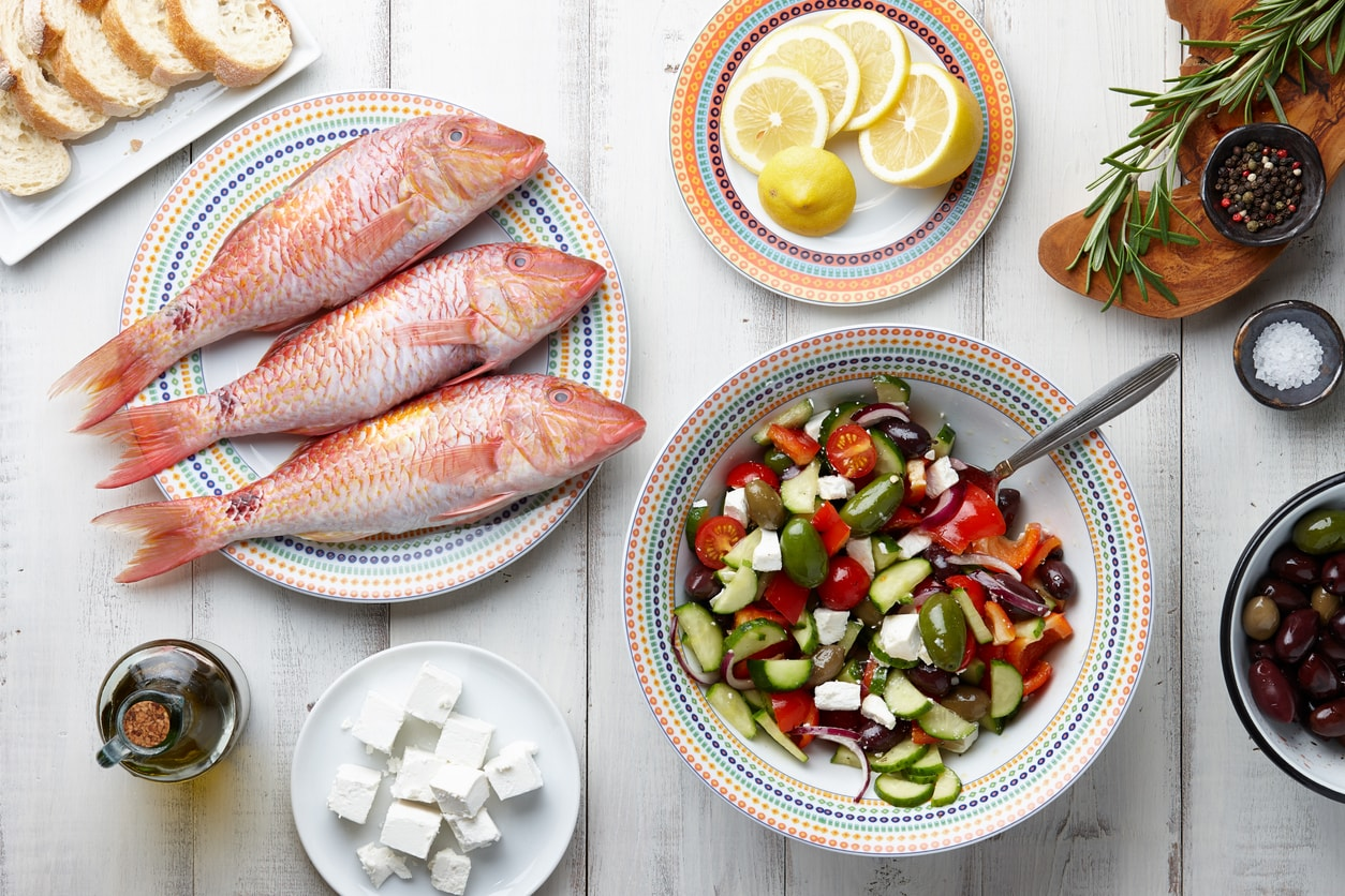 low carb mediterranean diet plan