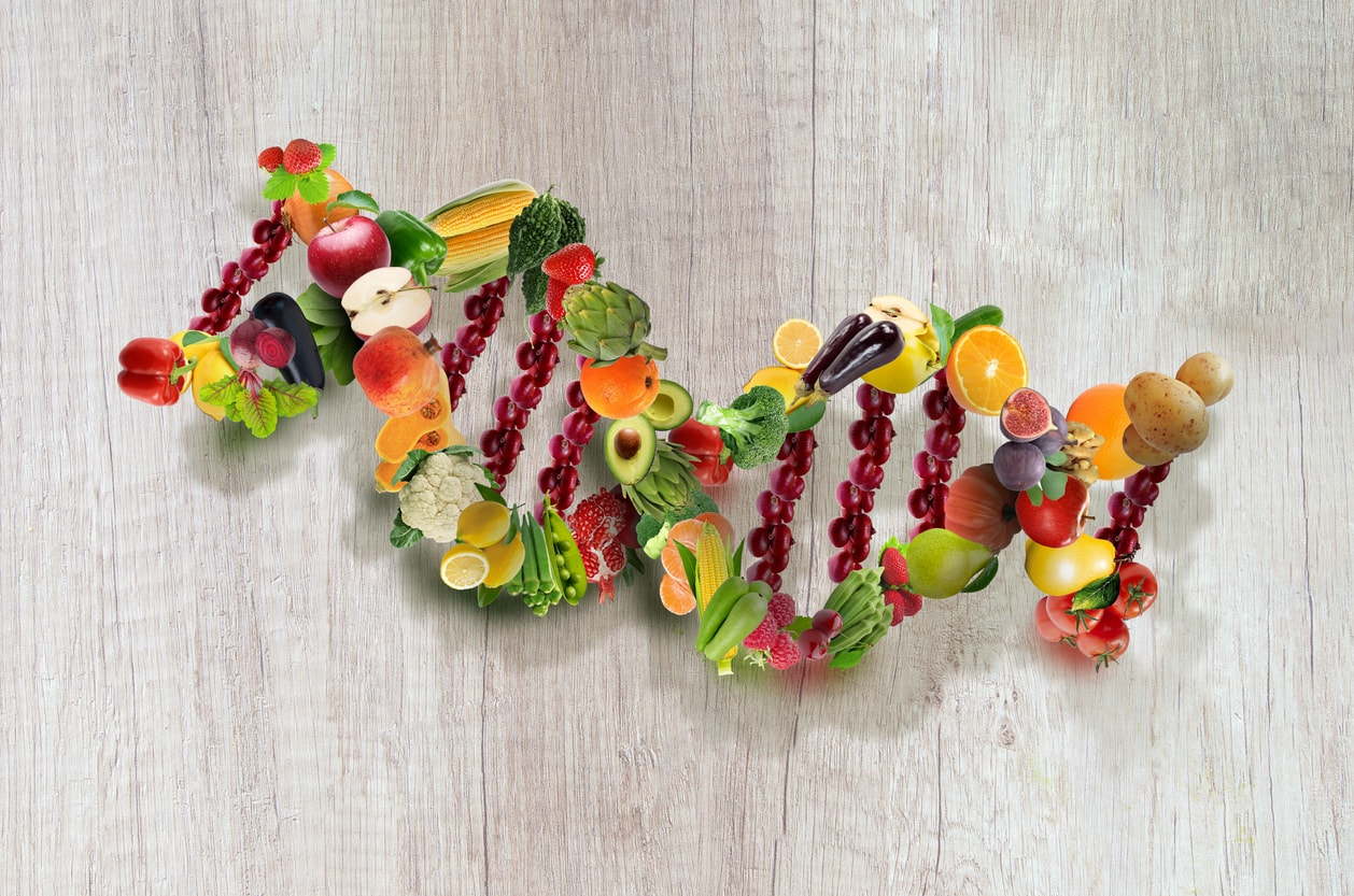 nutrigenomics and nutrigenetics