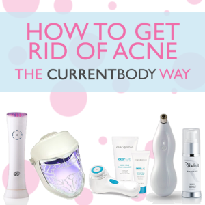 How to get rid of acne the CURRENTBODY way