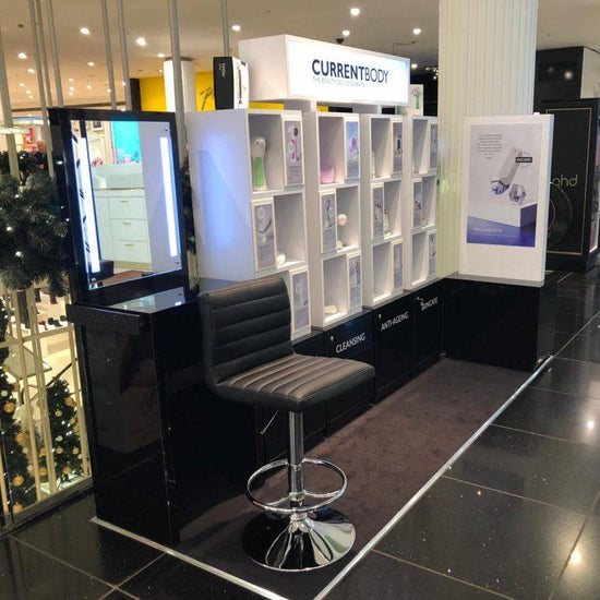 CurrentBody Arrives at House of Fraser, Oxford Street