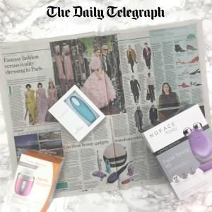 PRESS COVERAGE: CurrentBody in The Daily Telegraph