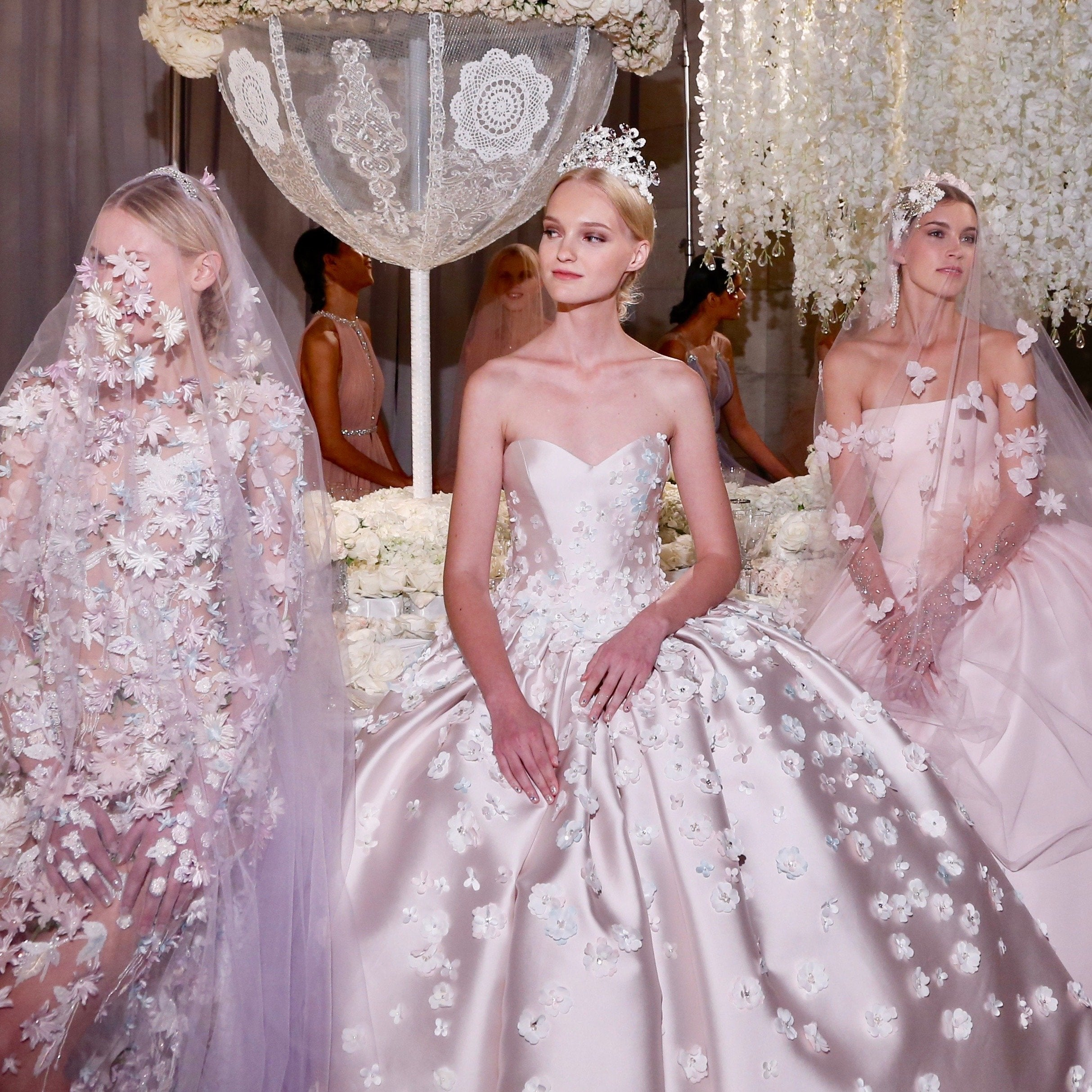 Image Description: Pastel Goth Wedding Dresses At Reisefeber.org