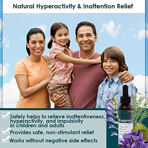 HelloLife Synaptol - Natural Focus and Calming Relief