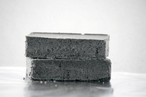 Charcoal Salt Soap - Babassu Salt Bar