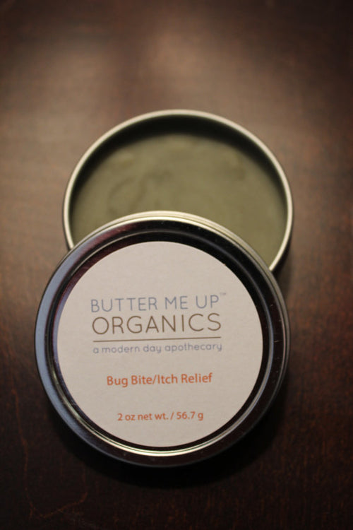 All-Natural Bug Bite & Anti-Itch Cream