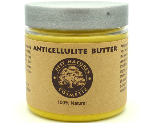 All-Natural, Anti-Cellulite Body Butter