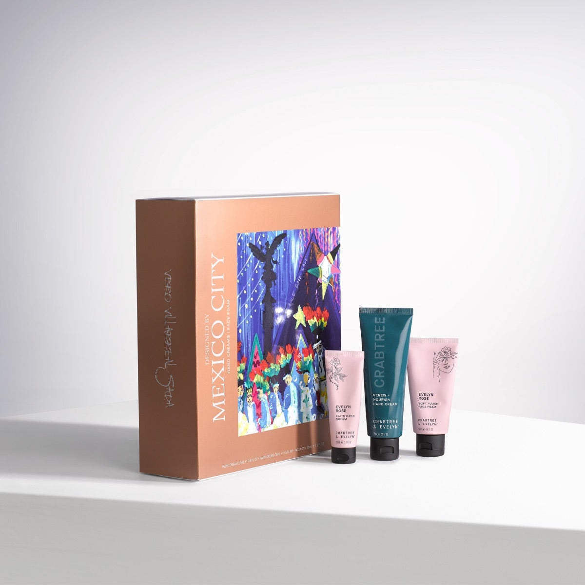 Mexico City Hand Cream Gift Set