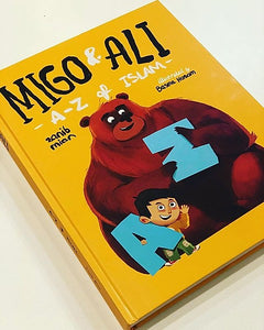 Migo and Ali: A to Z: Book Review by Muslim Mommy Blog